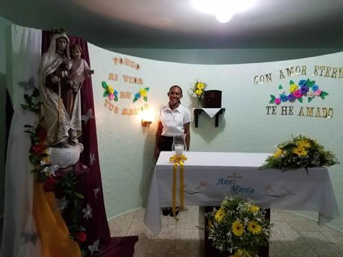 Iniciación al Postulantado en Rep. Dominicana