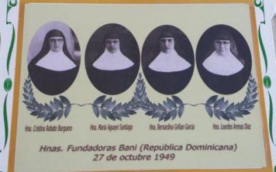 70 Años de nuestra presencia en República Dominicana