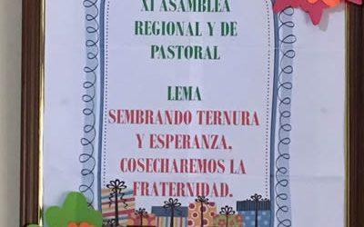 XI Asamblea Regional y de Pastoral