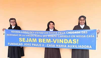 Nueva fundación en Maceió (Brasil)